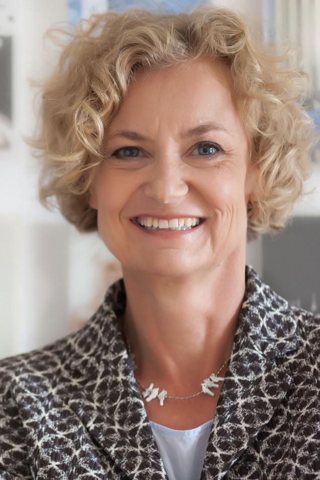 Monika Domeisen, lic. oec. HSG