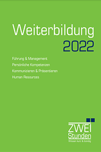 Weiterbildung 2022 - ZweiStunden - Schweiz
